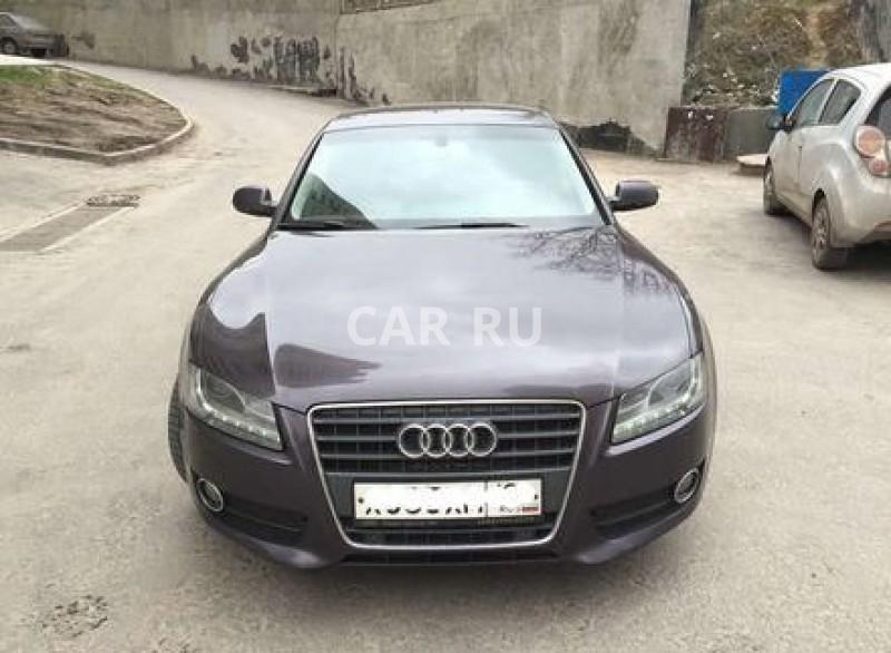 Audi A5, Аксай