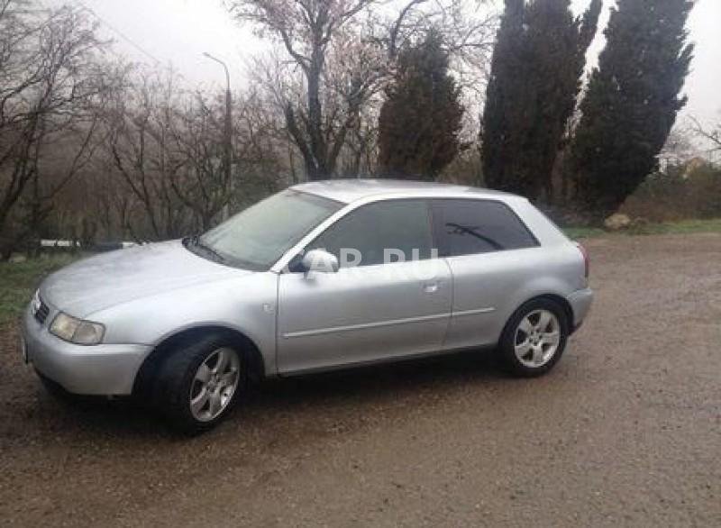 Audi A3, Алушта