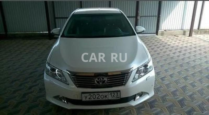 Toyota Camry, Апшеронск