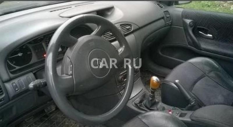 Renault Laguna, Абинск
