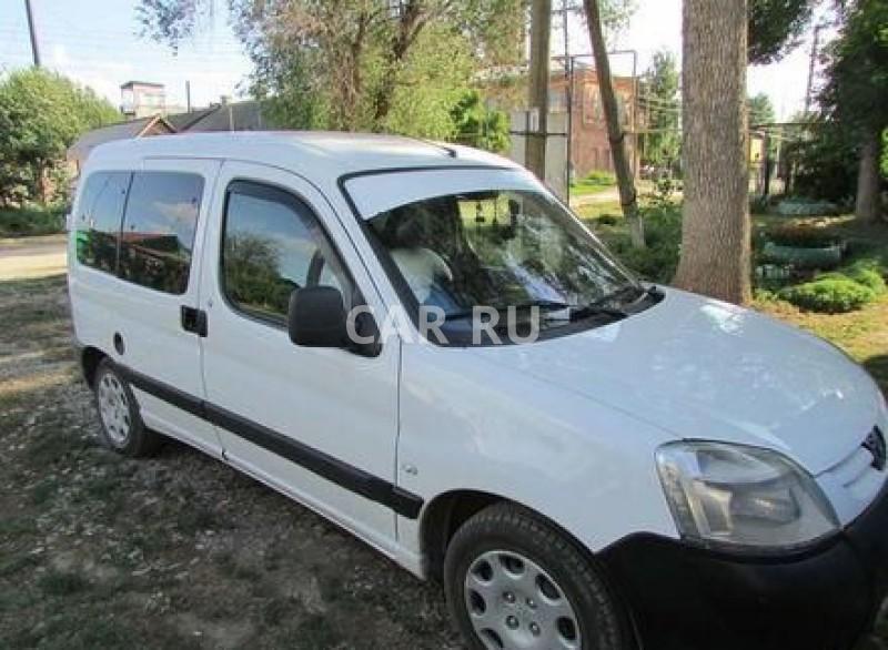 Peugeot Partner Origin, Балаково