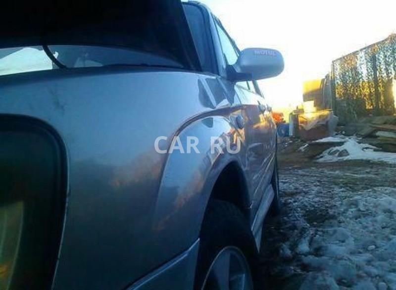 Subaru Forester, Агинское