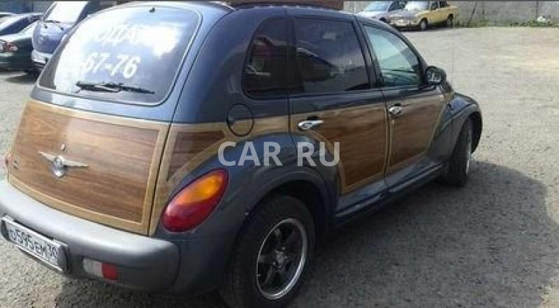 Chrysler PT Cruiser, Барнаул