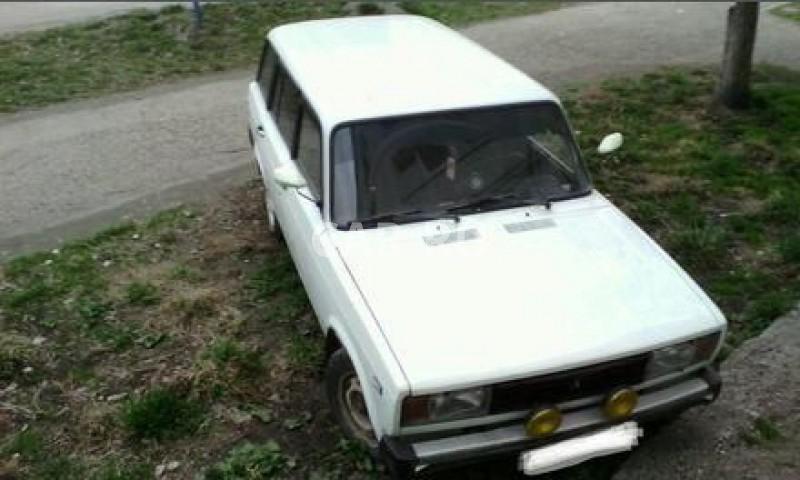 Lada 2104, Байкальск