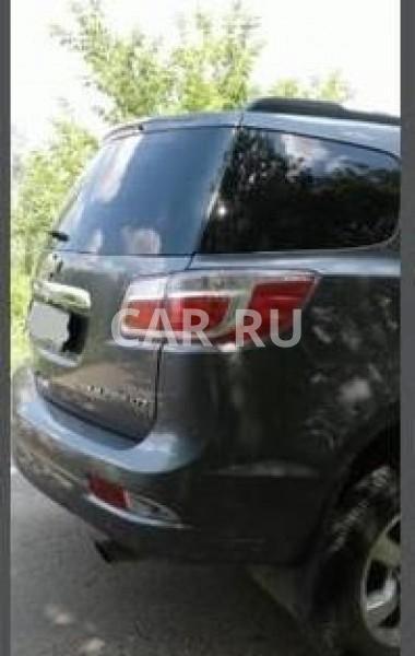 Chevrolet TrailBlazer, Барнаул