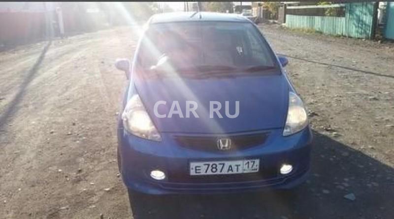 Honda Fit, Ак-Довурак