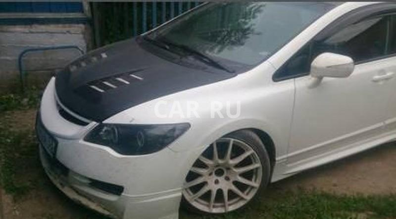 Honda Civic, Абдулино