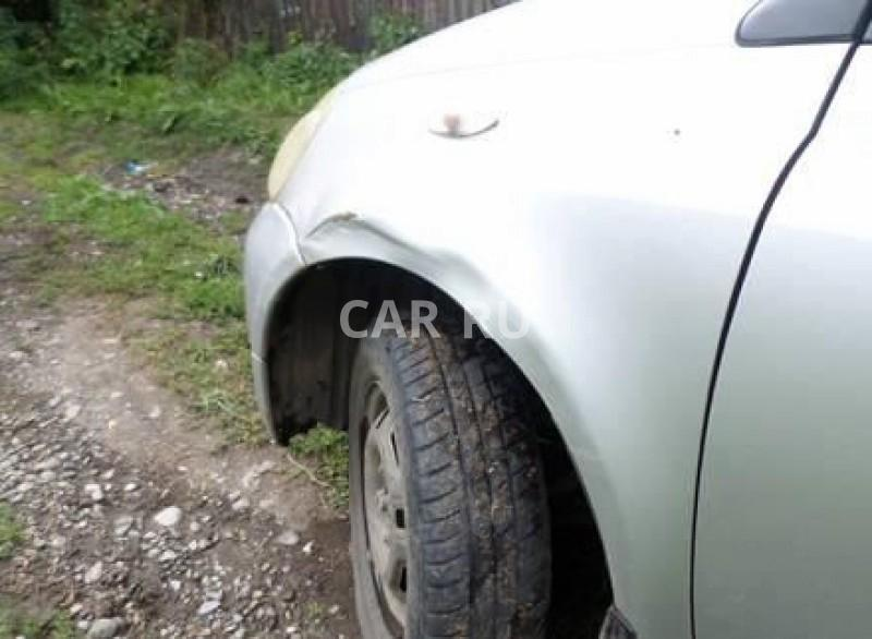 Toyota Vitz, Алтайское