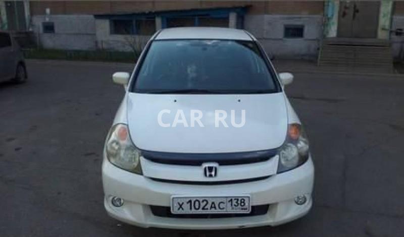Honda Stream, Ангарск