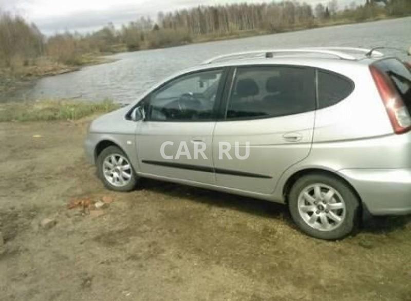 Chevrolet Rezzo, Анжеро-Судженск
