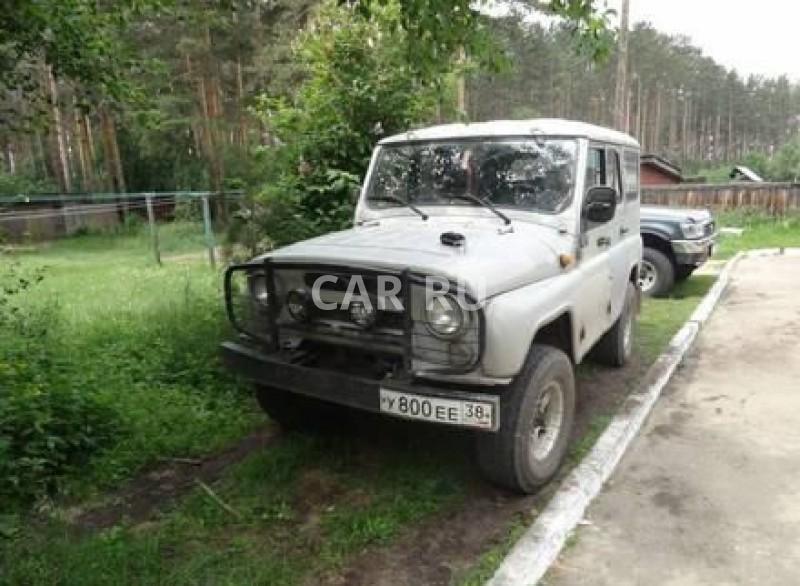 Уаз 469, Ангарск