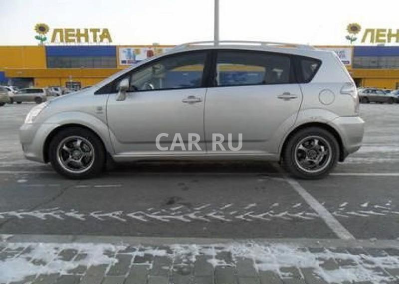 Toyota Corolla Verso, Барнаул