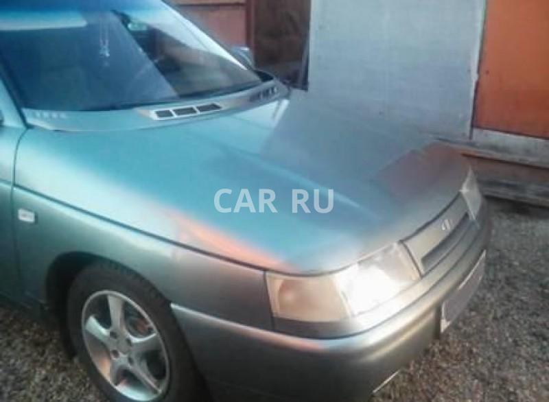 Lada 2112, Анжеро-Судженск