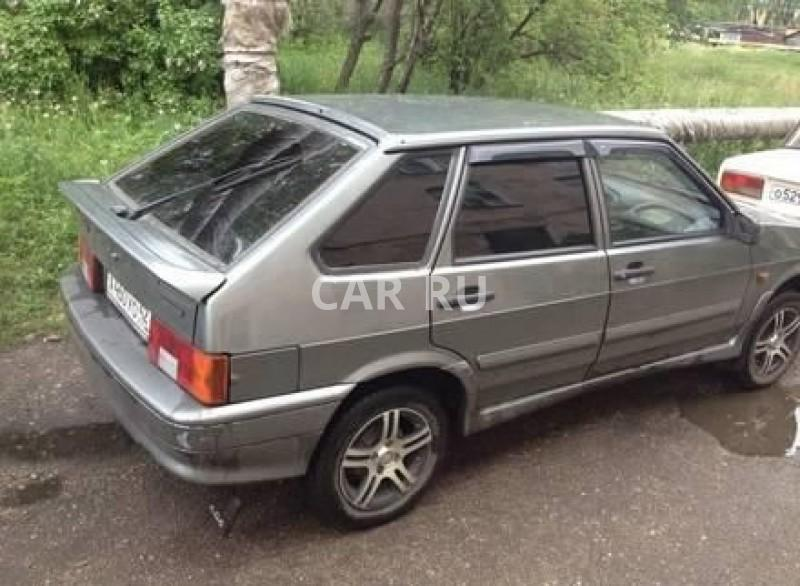 Lada 2114, Анжеро-Судженск