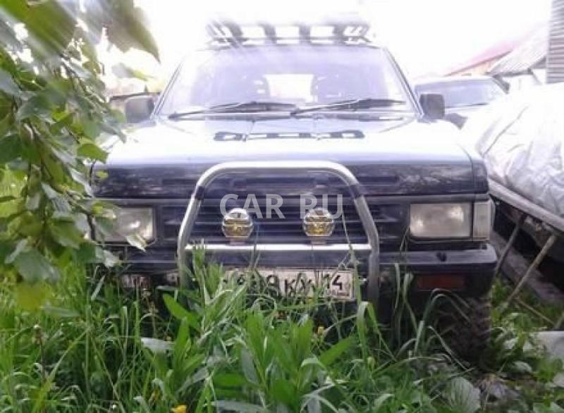 Nissan Terrano, Алдан