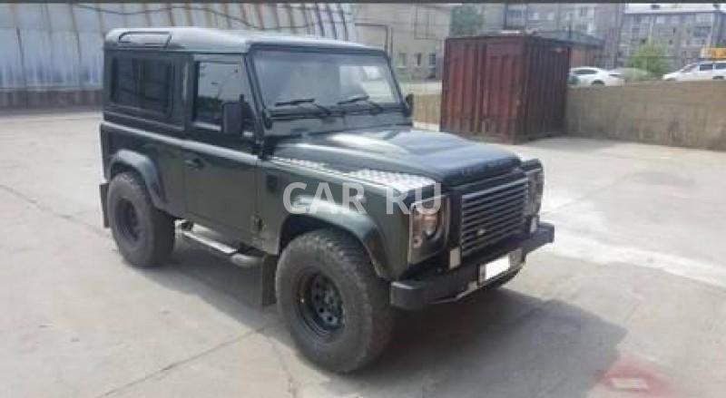 Land Rover Defender, Ангарск