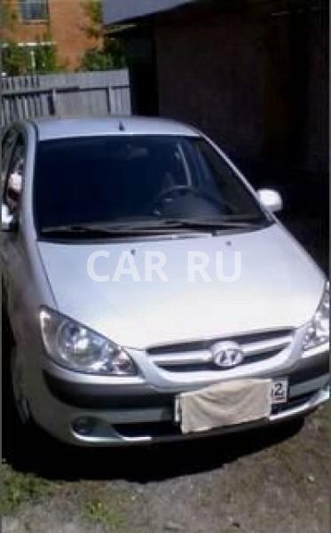 Hyundai Getz, Белово