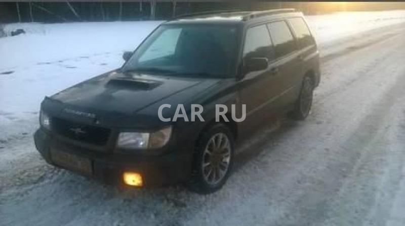 Subaru Forester, Балаганск