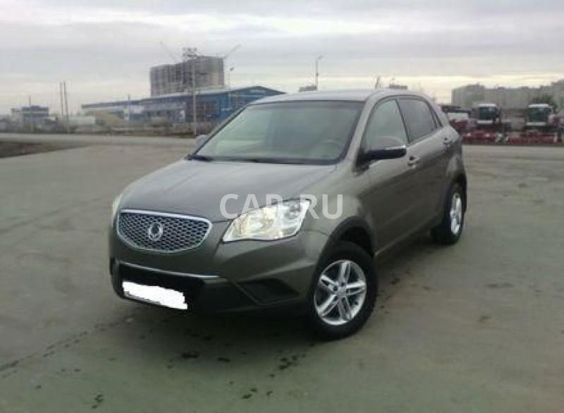 Ssang Yong Actyon, Барнаул