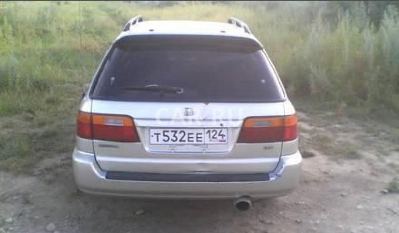 Honda Orthia, Абакан