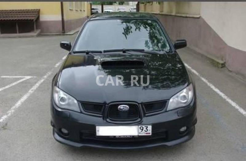 Subaru Impreza WRX, Анапа