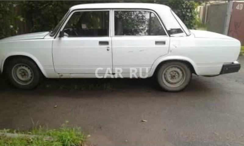 Lada 2105, Армавир