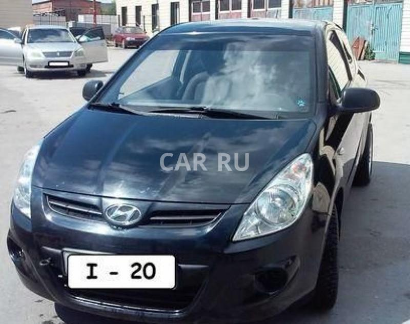 Hyundai i20, Барнаул