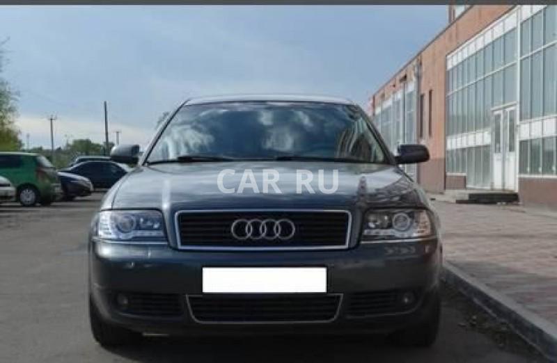 Audi A6, Абакан