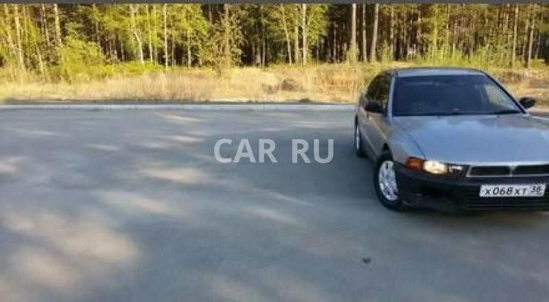 Mitsubishi Galant, Ангарск