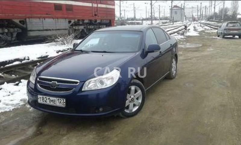Chevrolet Epica, Абинск