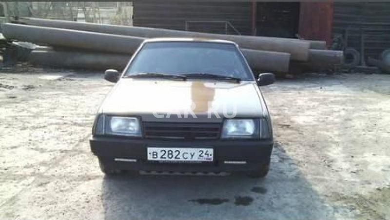 Lada 21099, Ачинск