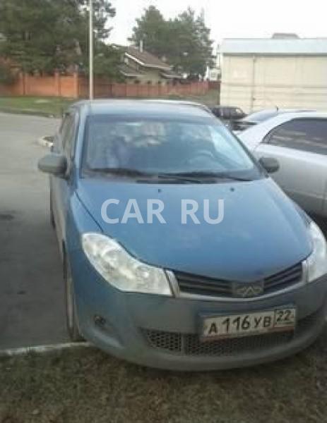 Chery A13, Барнаул