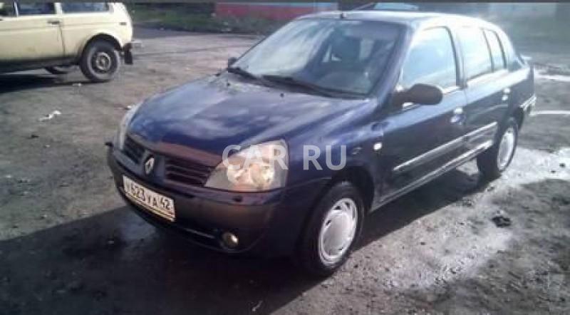 Renault Symbol, Анжеро-Судженск