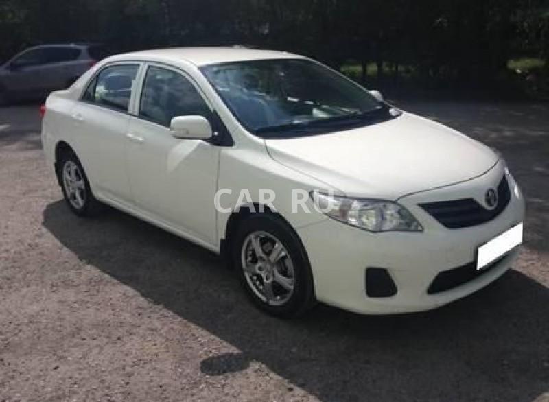 Toyota Corolla, Бачатский