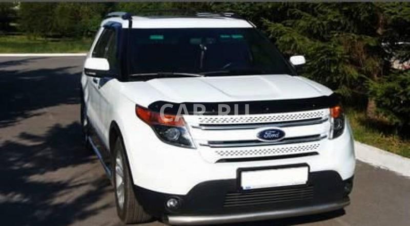 Ford Explorer, Белово