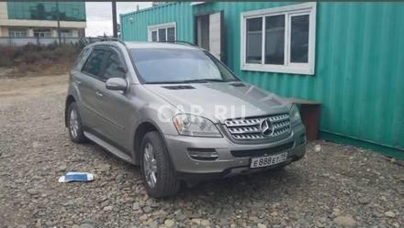 Mercedes M-Class, Абакан