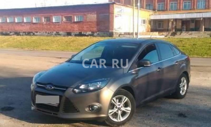 Ford Focus, Анжеро-Судженск