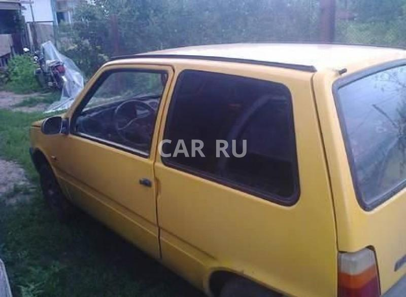 Лада 1111 Ока, Барнаул