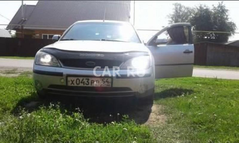 Ford Mondeo, Барнаул