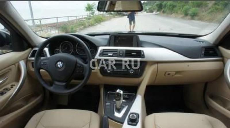 BMW 3-series, Алушта