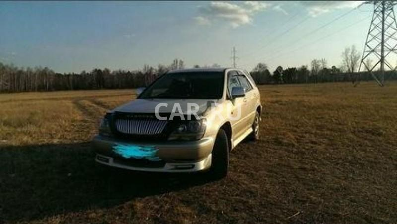 Toyota Harrier, Ангарск