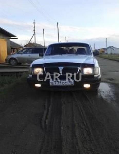 Газ Volga, Бакчар