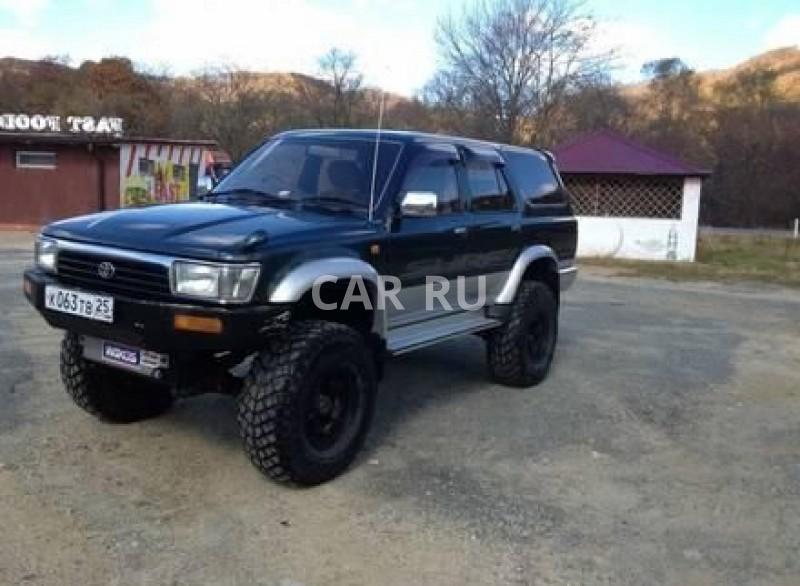 Toyota Hilux Surf, Артём