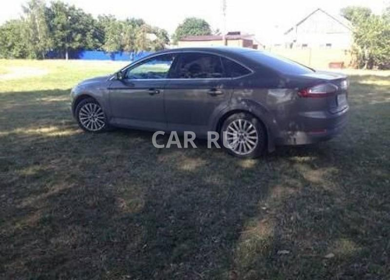 Ford Mondeo, Абинск