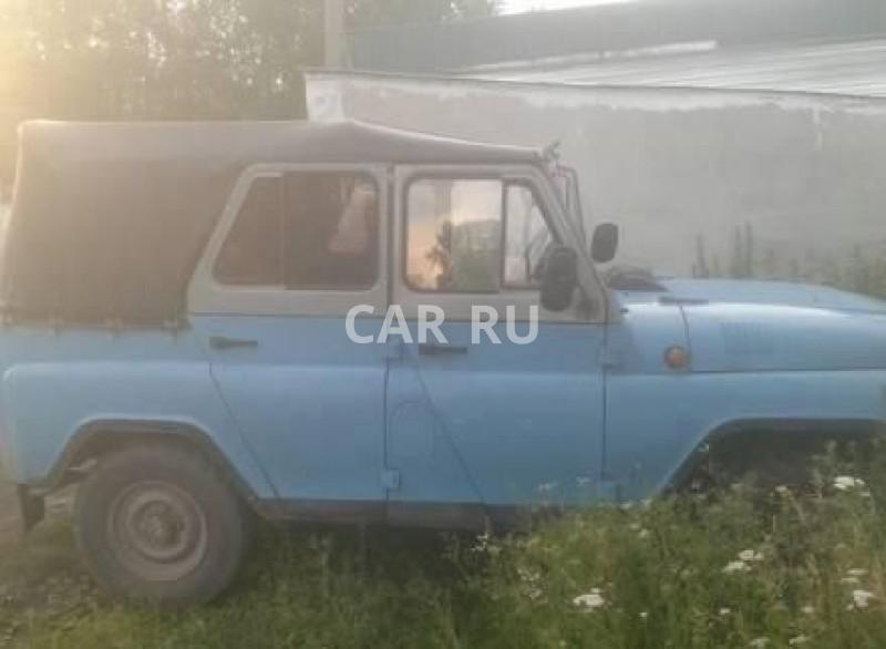 Уаз 3151, Анжеро-Судженск