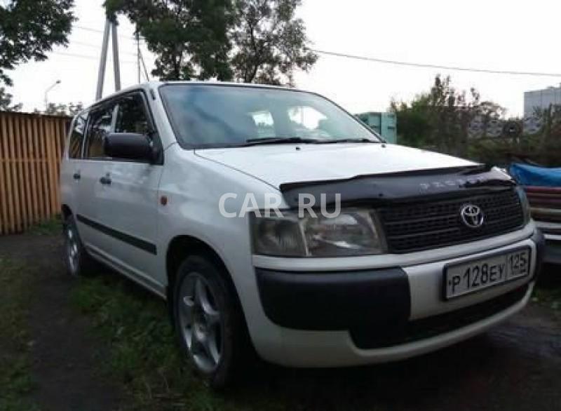 Toyota Probox, Артём