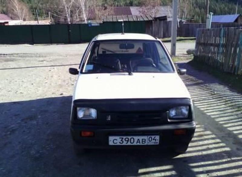 Lada 1111 Ока, Акташ