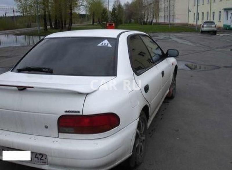 Subaru Impreza, Анжеро-Судженск