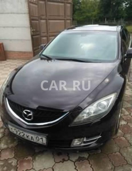 Mazda 6, Бахчисарай