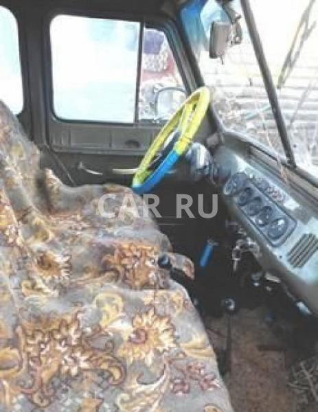 Уаз 469, Аромашево